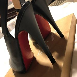 Christian Louboutins (Red Bottoms)